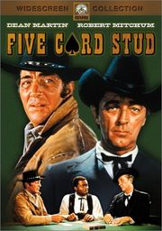 5 Card Stud Poster