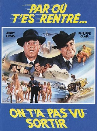 Par o� t'es rentr�? On t'a pas vu sortir (How Did You Get In? We Didn't See You Leave)
