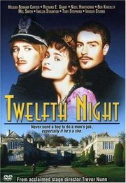 Twelfth Night or What You Will Poster