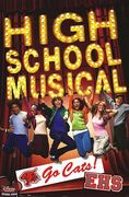High School Musical poster & wallpaper