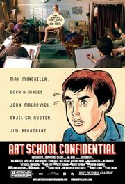 Art School Confidential Poster