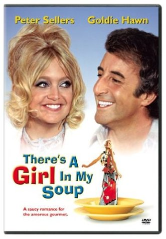 There\'s a Girl in My Soup Cover