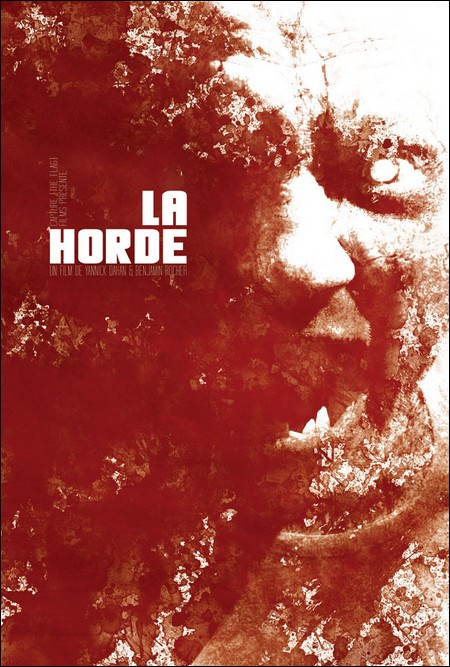 Poster del film The Horde