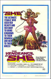 The Vengeance of She (Ayesha, Daughter of She) (Ayesha, the Return of She)