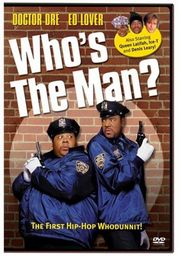 Who's the Man? Poster
