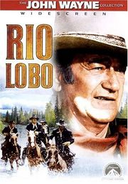 Rio Lobo Poster