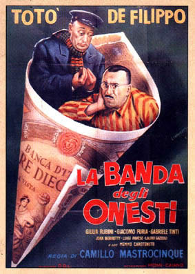 La banda degli onesti (The Band of Honest Men)