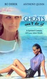 Ghosts Can't Do It Poster