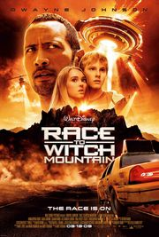 Race to Witch Mountain (HD) Action & Adventure *  Dwayne Johnson