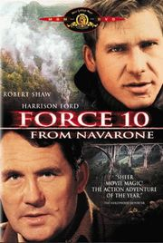 Force 10 from Navarone Poster