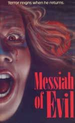 Messiah of Evil Poster