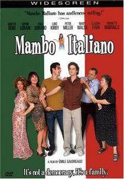 Mambo italiano Poster