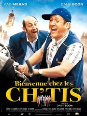 Bienvenue Chez les Ch'tis (Welcome to the Land of Shtis) (Welcome to the Sticks) (2008)