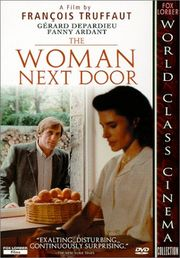 The Woman Next Door Poster