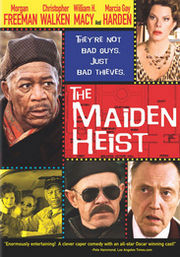 The Maiden Heist Poster
