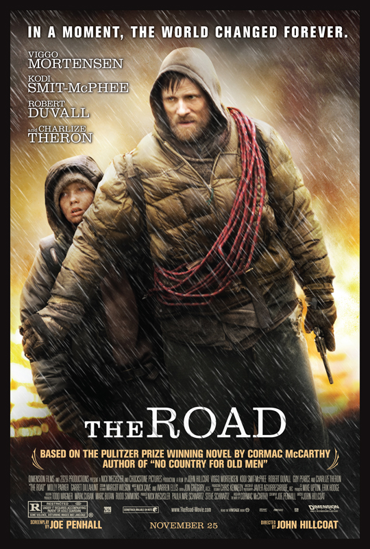 Poster del film The Road