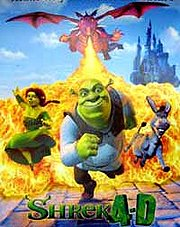 Shrek 4-D (Shrek 3-D)