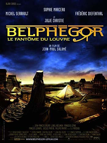 Belph�gor - Le fant�me du Louvre (Belphegor, Phantom of the Louvre) (Belphecor: Curse of the Mummy)