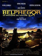 Belph&eacute;gor - Le fant&ocirc;me du Louvre Poster