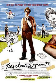 Napoleon Dynamite Poster