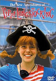 The New Adventures of Pippi Longstocking Poster
