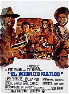 The Mercenary (Il Mercenario) (A Professional Gun)