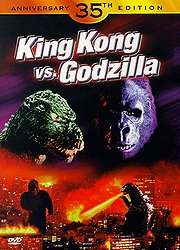King Kong vs. Godzilla