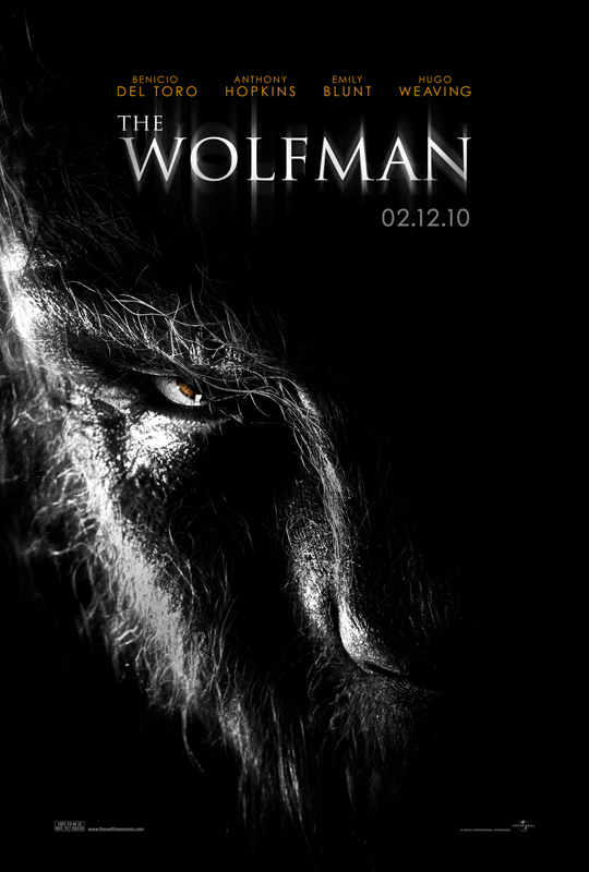 Poster del film Wolfman