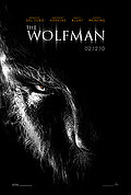 The Wolfman poster & wallpaper