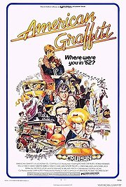 American Graffiti Poster