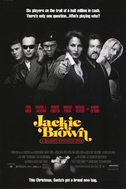 Poster del film Jackie Brown