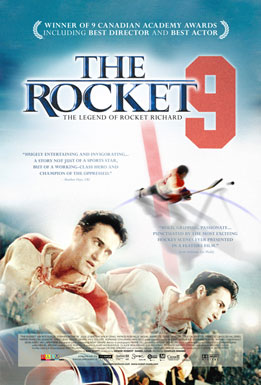Maurice richard the rocket 2007 rotten tomatoes
