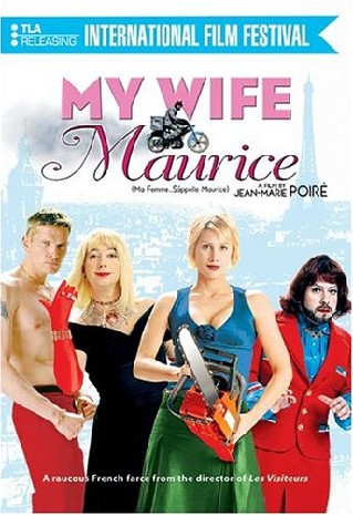 Ma femme... s'appelle Maurice, (My Wife Maurice)