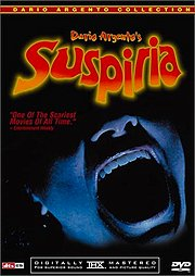 Suspiria Poster