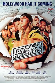 Jay and Silent Bob Strike Back Poster