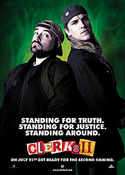 Clerks II Poster