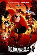 The Incredibles poster & wallpaper