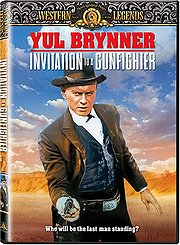 Invitation to a Gunfighter Poster