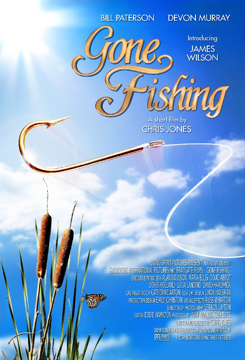 Gone fishing rotten tomatoes for Gone fishing poem