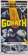Yosei Gorasu (Gorath) (Astronaut 1980)