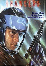 Trancers Poster