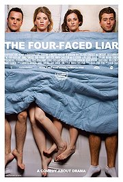 The Four-Faced Liar poster Marja-Lewis Ryan Bridget