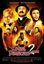 Kutsal Damacana 2: Itmen