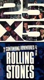 Rolling Stones - 25 x 5: The Continuing Adventures of the Rolling Stones