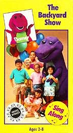 Barney - The Backyard Show