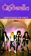 Cinderella - Nightsongs - The Videos