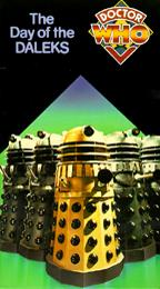 Doctor Who - The Day of the Daleks