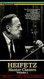 Heifetz Master Classes, The - Pt. 1