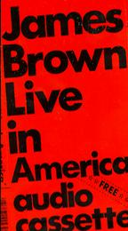 James Brown - Live in America