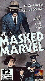 Masked Marvel